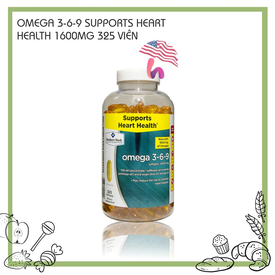 Supports Heart Health