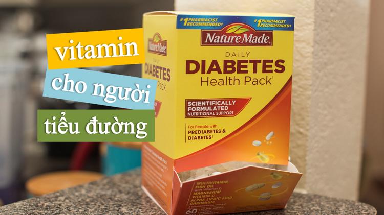 Diabetes Health Pack của Mỹ