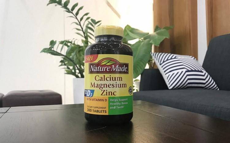 Nature Made Calcium 600mg