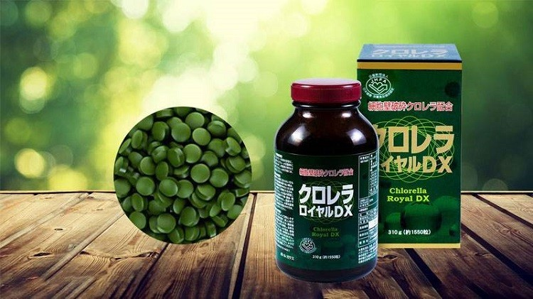 Chlorella Royal DX