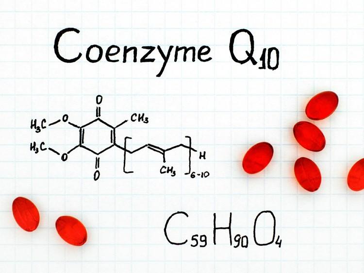 CoQ10 là chất chống oxy hóa