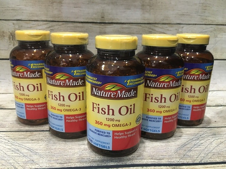 Omega 3 Nature Made Fish Oil