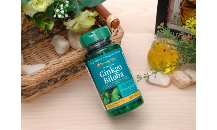 Ginkgo Biloba Puritan's Pride