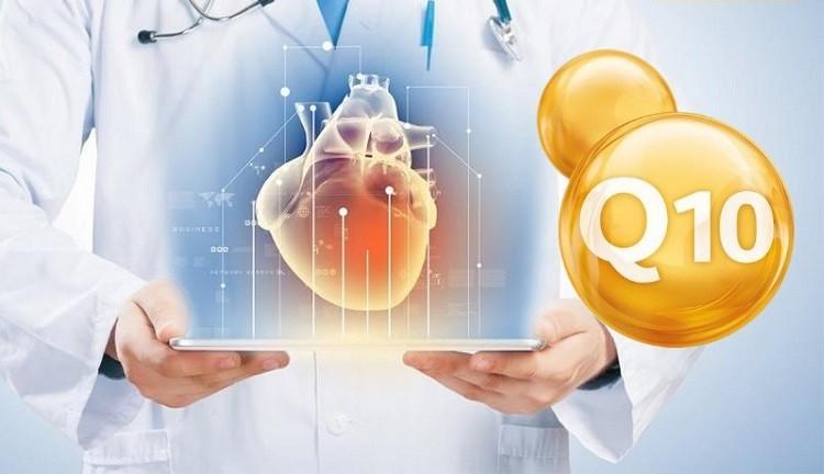 CoQ10 là chất cần thiết để tim hoạt động bình thường