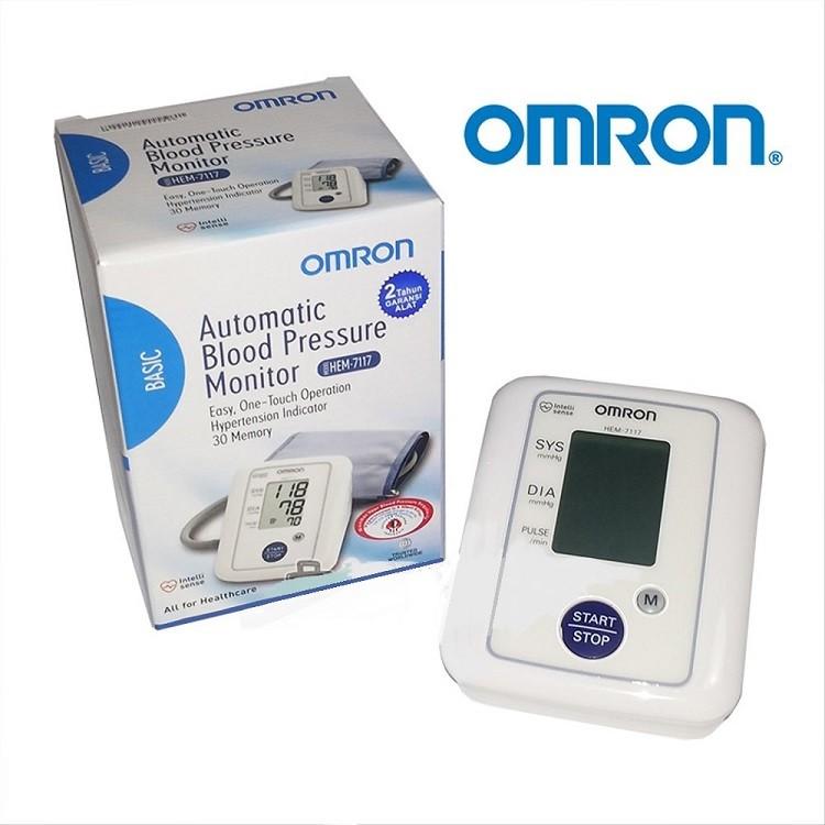 Omron HEM-7117