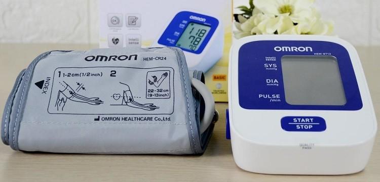 Omron HEM-8712