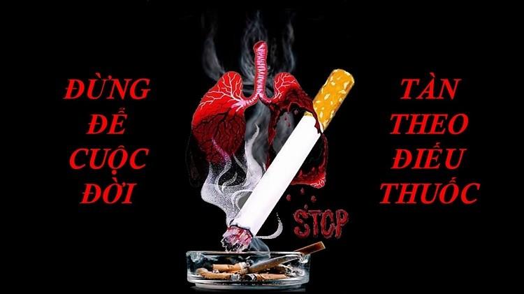 tác hại của hút thuốc