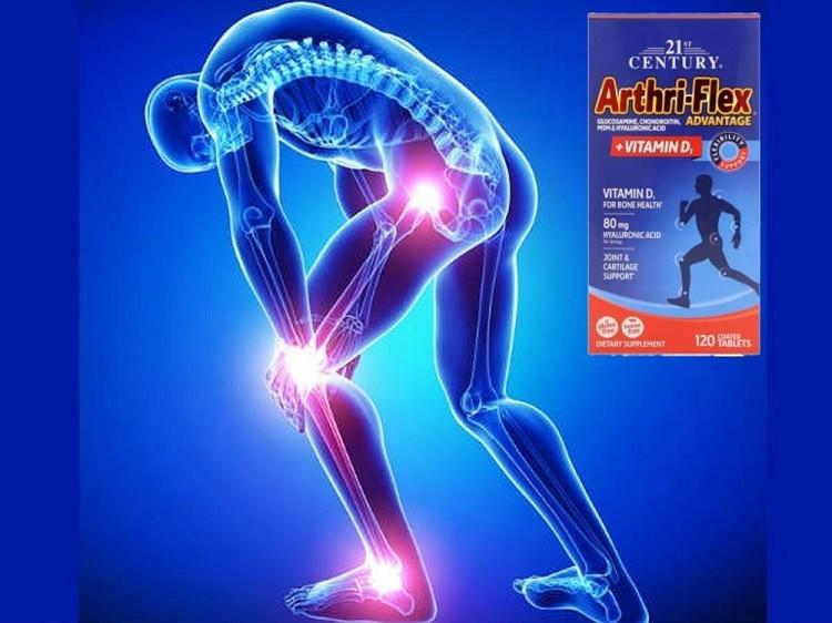 Arthri Flex + Vitamin D3