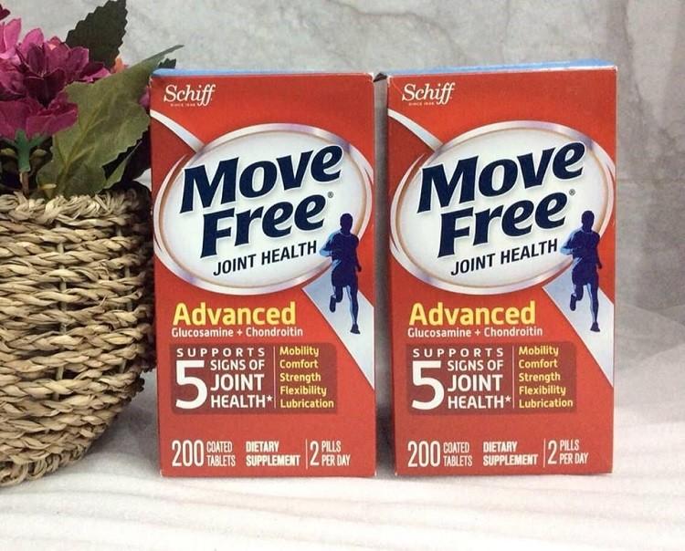 Schiff Move Free Advanced Triple Strength