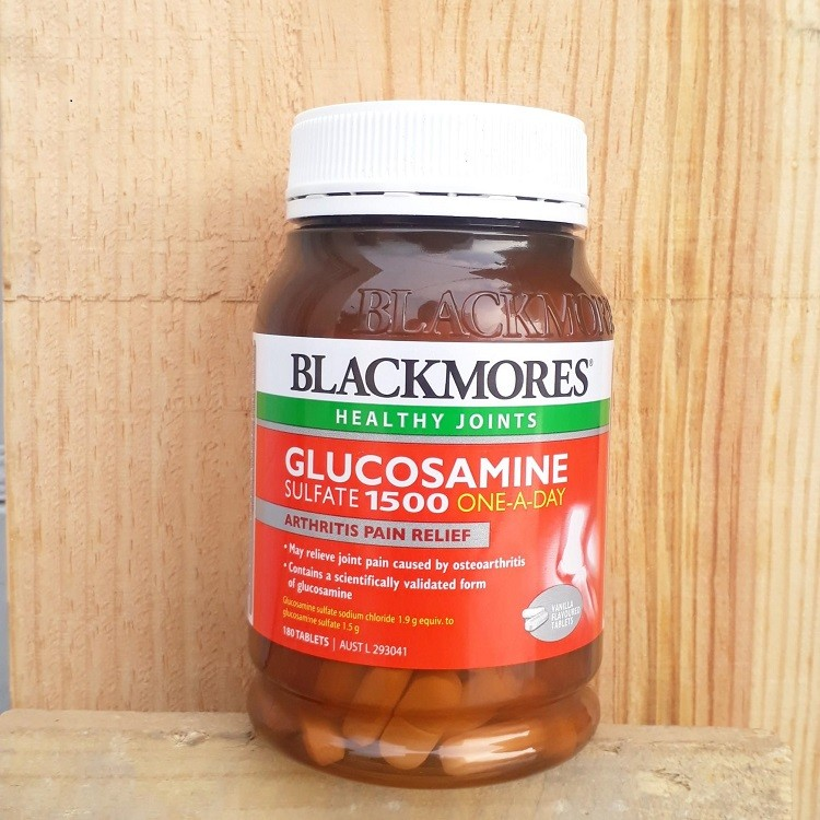 Blackmores Glucosamine 1500mg One-A-Day