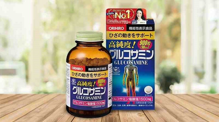 Glucosamine 1500mg Orihiro Nhật Bản