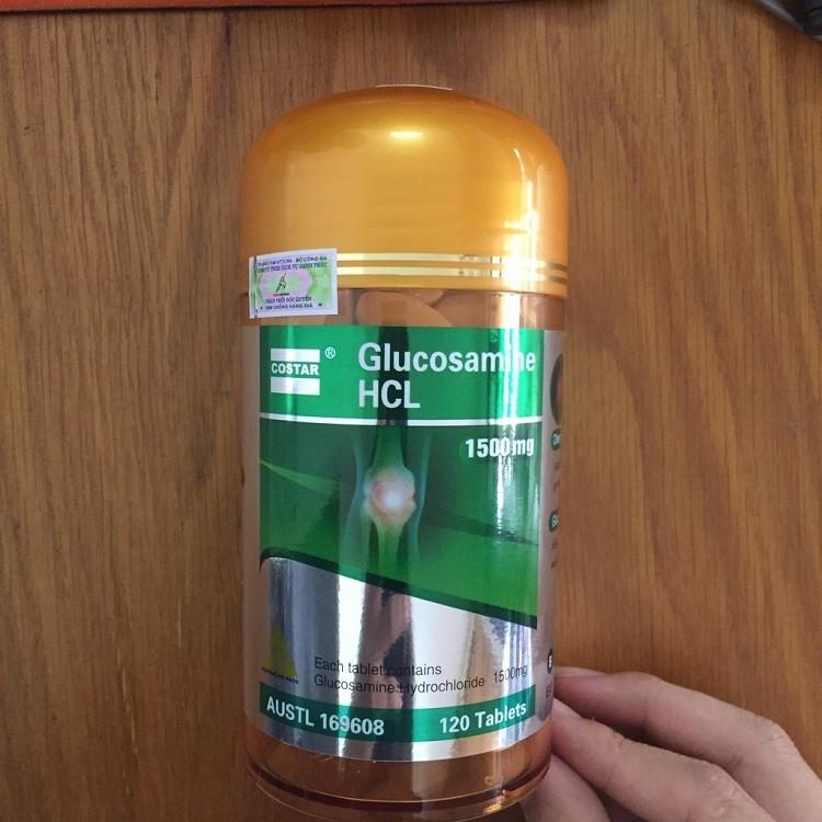 Glucosamin Costar HCL 1500mg
