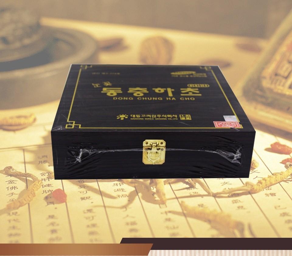 Đông trùng hạ thảo Hàn Quốc Samsung Gold