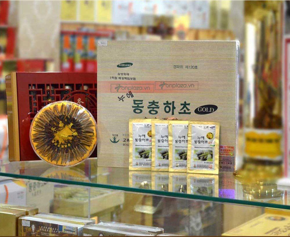 Nước đông trùng hạ thảo Samsung cao cấp