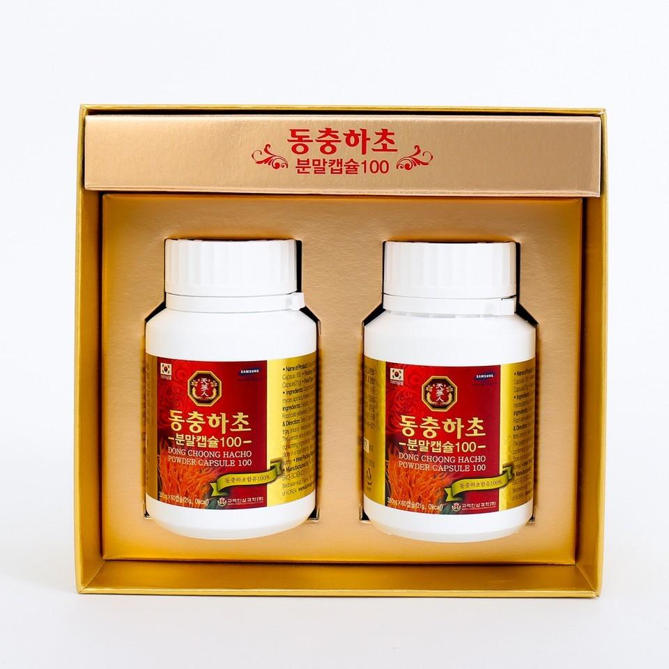 Đông trùng hạ thảo Gold Bio Hàn Quốc