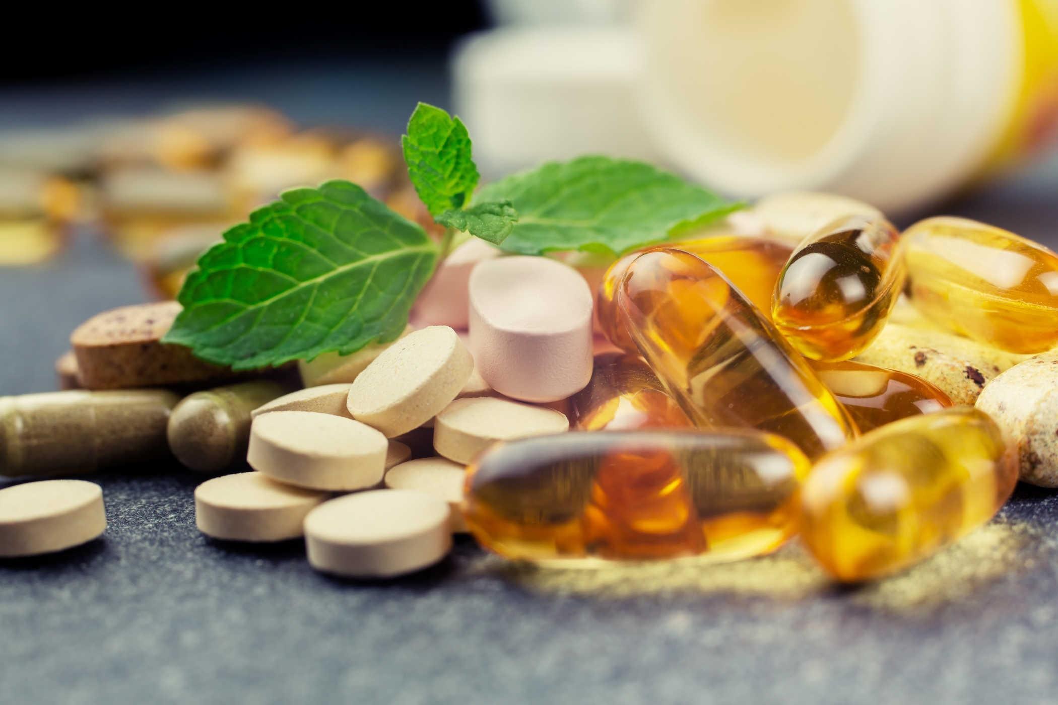 Sử dụng thực phẩm chức năng hỗ trợ cân bằng huyết áp