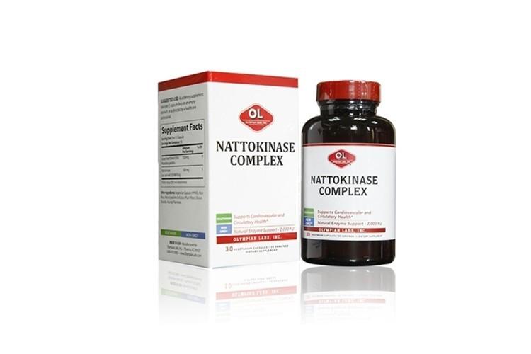 Viên uống Nattokinase Complex