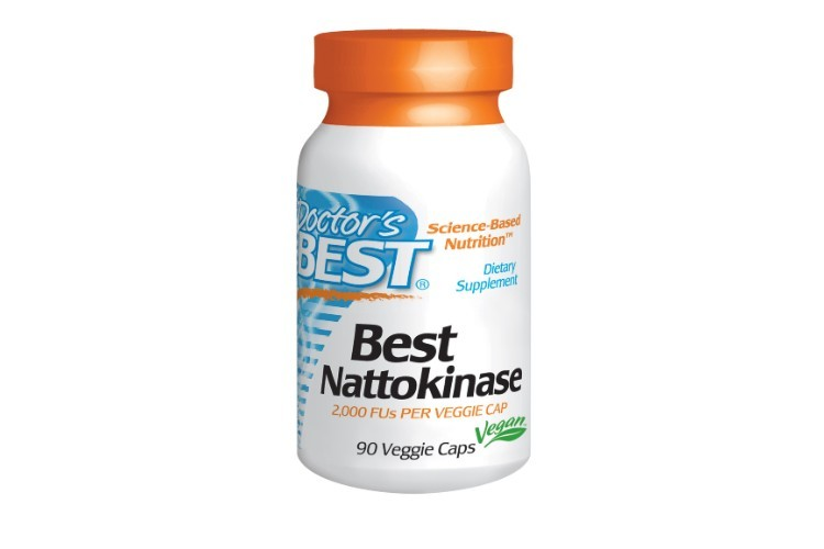 Viên uống Doctor's Best Nattokinase