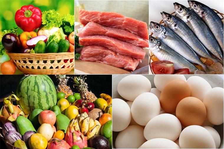 Thực phẩm chứa nhiều nhân purin
