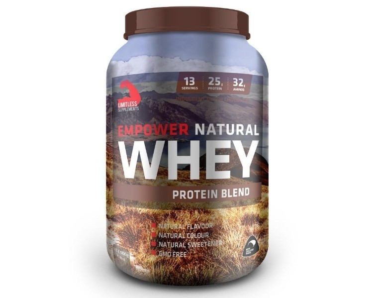 Empower Natural Whey Protein Blend