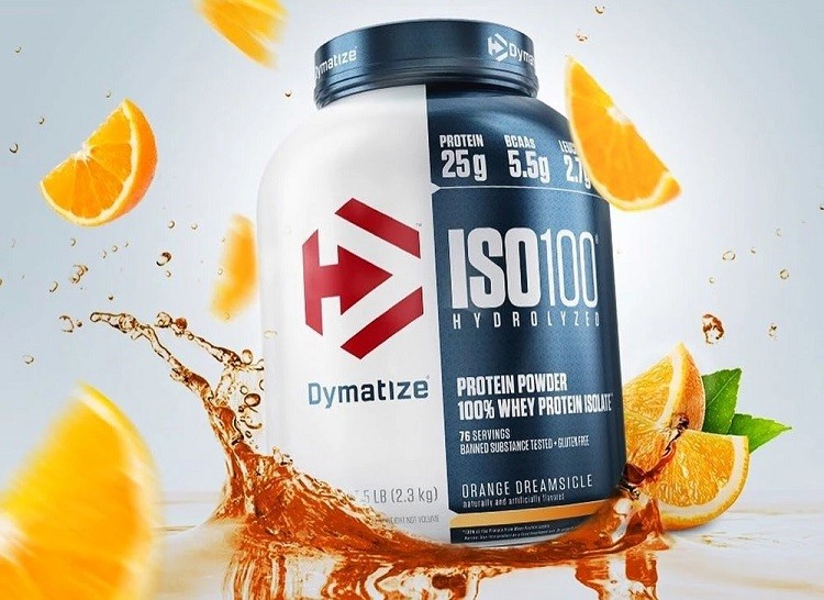 Iso 100 Whey Protein Dymatize