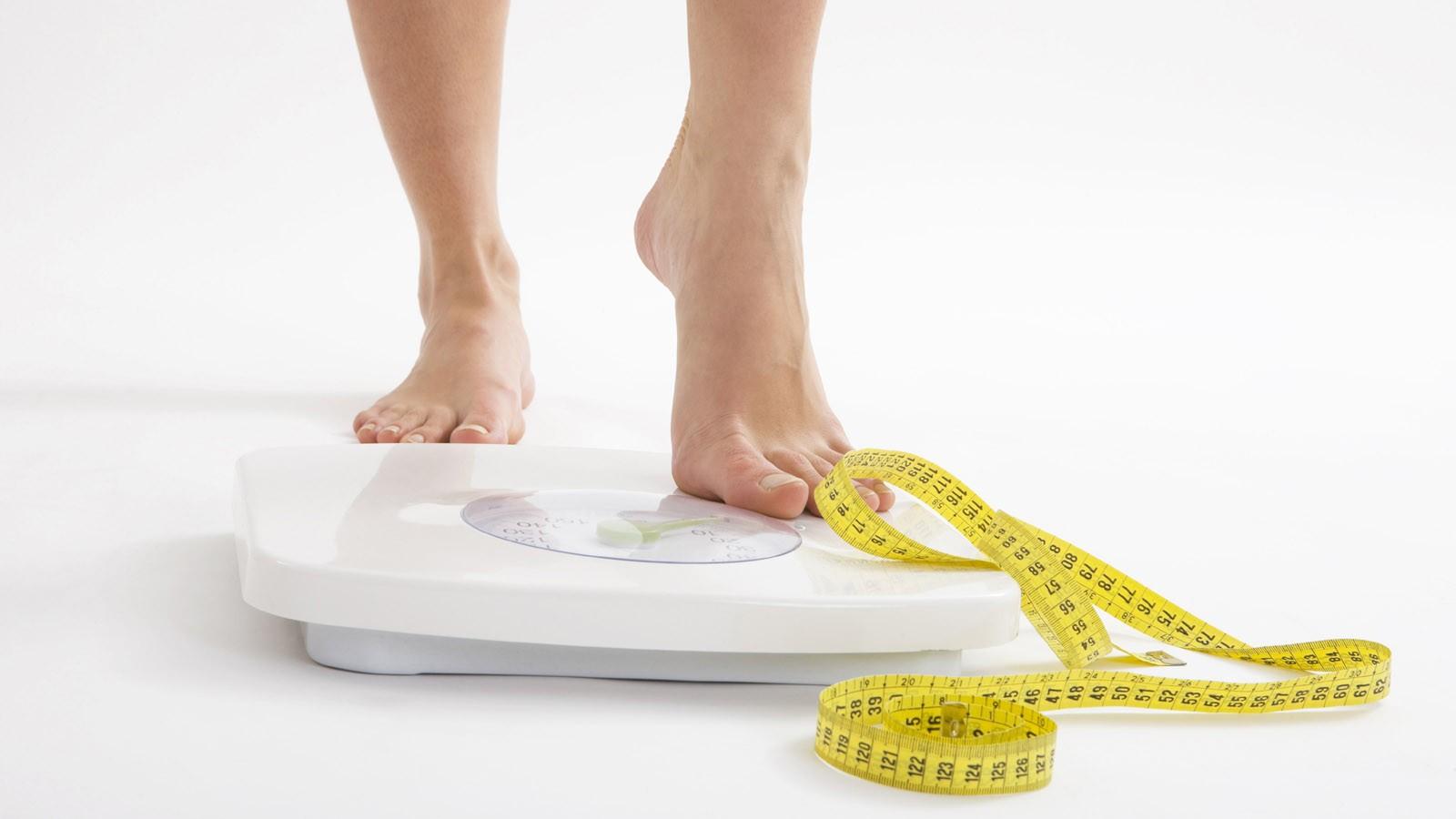 Duy trì cân nặng ở mức độ ổn định