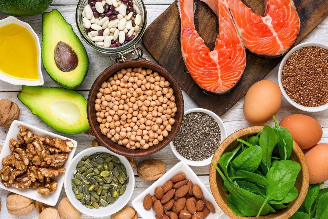 Thực phẩm giàu omega 3-6-9