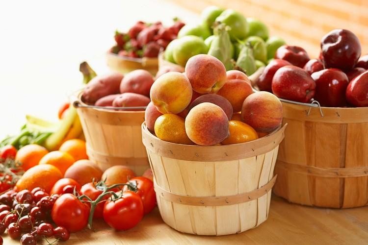 Các loại trái cây có lượng đường cao