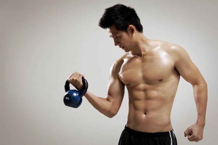 phục hồi cơ bắp