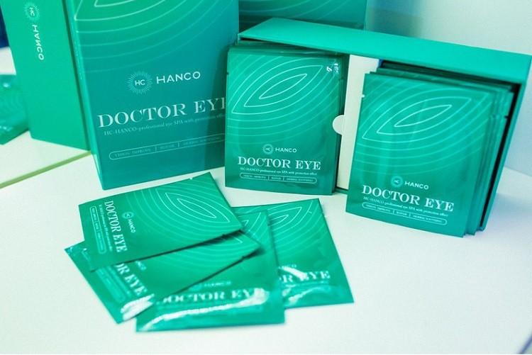Thành phần trong Doctor Eye HC Hanco hoàn toàn từ các thảo mộc thiên nhiên