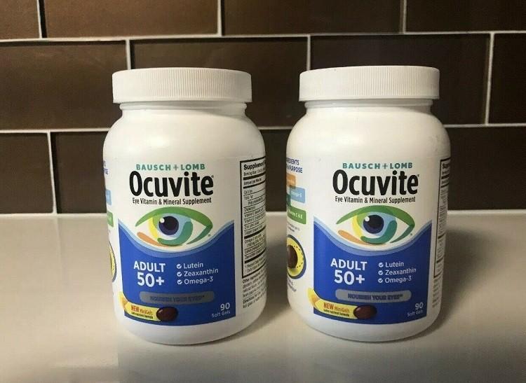 bổ mắt Ocuvite Adult 50+ có nhiều ưu điểm