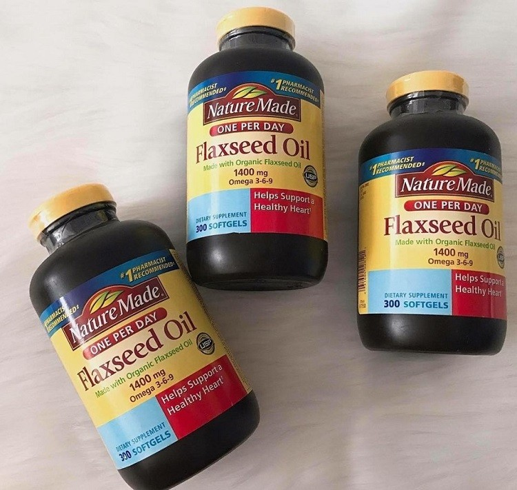 Nature Made Flaxseed Oil 1400mg