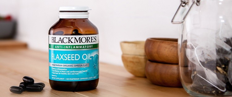 Blackmores Flaxsseed Oil 1000mg