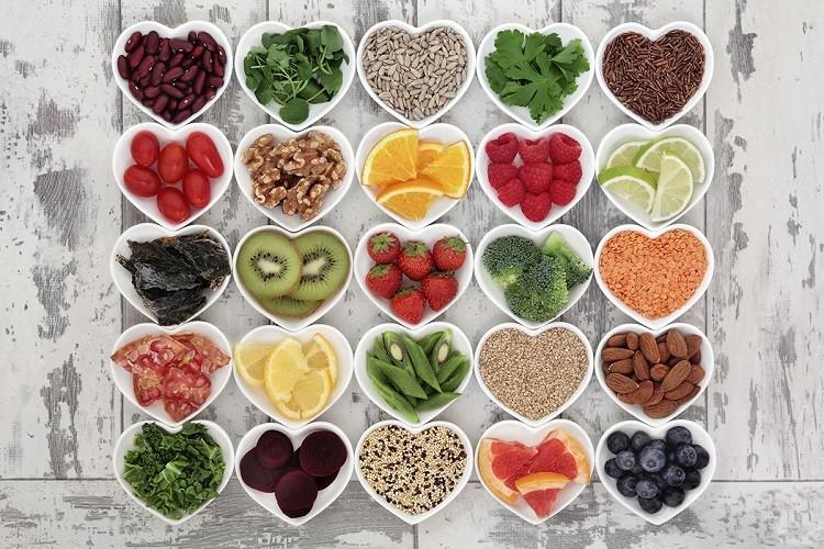 Ăn nhiều hoa quả, trái cây