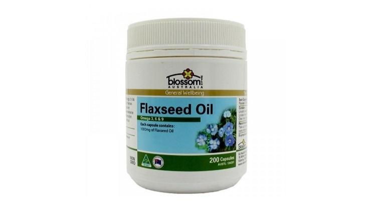 Blossom Flaxseed Oil 1000mg