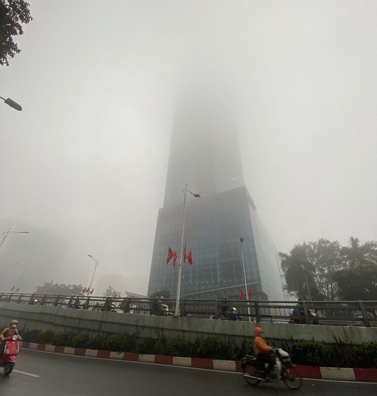 Sương mù quang hóa hà nội