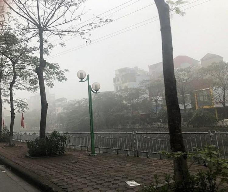 Sương mù quang hóa gây ảnh hưởng sức khỏe