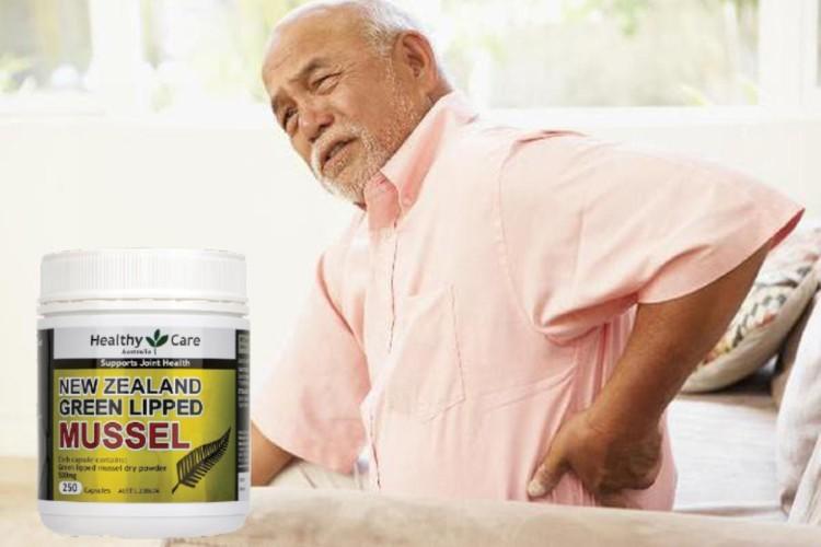 viên bổ xương khớp vẹm xanh, đau nhức xương khớp, bổ xương khớp, thuốc bổ xương khớp, viên bổ xương khớp vẹm xanh, Viên uống Green Lipped Mussel 500ml, viên bổ xương khớp