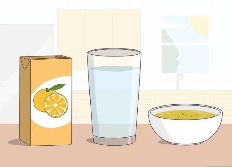 ngộ độc thức ăn nên ăn gì