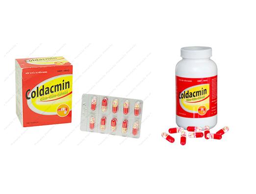 Thuốc Coldacmin
