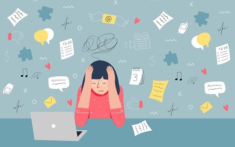 xả stress là gì, stress nghĩa là gì, bị stress là gì