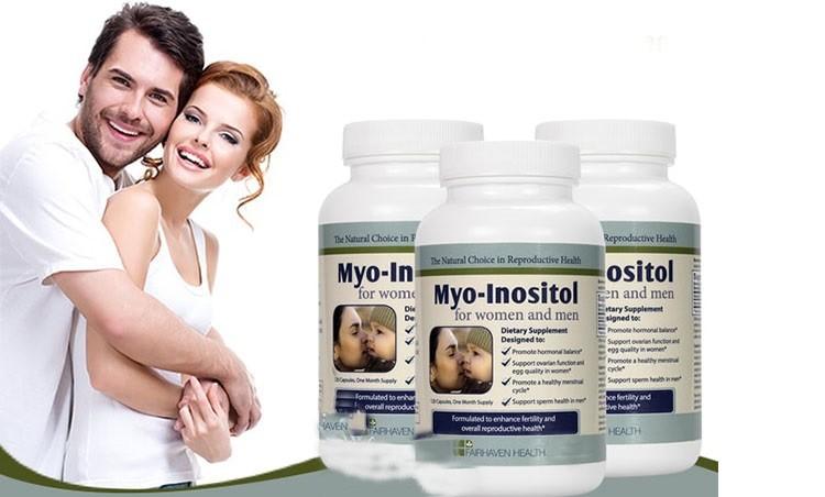 Review thuốc Myo-Inositol, thuốc Myo-Inositol