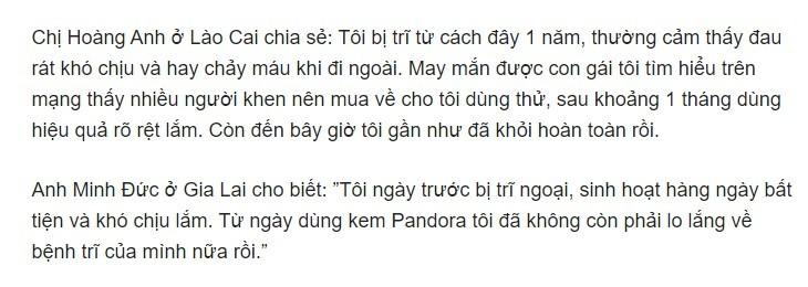 kem bôi trĩ Pandora giá bao nhiêu, thuốc bôi trĩ Pandora giá bao nhiêu, giá kem bôi trĩ Pandora, kem bôi trĩ Pandora mua ở đâu, thuốc bôi trĩ Pandora mua ở đâu, giá thuốc bôi trĩ Pandora